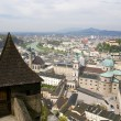 Panorama of Salzburg. Austria. — Stock Photo