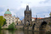 Old town of Prague, Czech Republic — Stock Photo