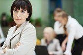 Business woman collective — Stock Photo