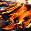 Fire closeup — Stock Photo #7193573