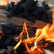 Fire closeup — Stock Photo #7193585