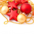 christmas balls — Stock Photo #7491220