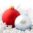 christmas balls — Stock Photo #7491224