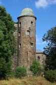 Vyborg`s castle — Stock Photo