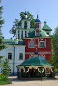 Pechorsky monastery — Stock Photo