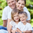 Happy family — Stock Photo #6885499