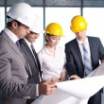 bouwwerf — Stockfoto