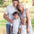 Happy family — Stock Photo #7039742