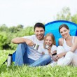 Camping — Stock Photo #7207304