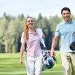 Golfers — Stock Photo #7322426
