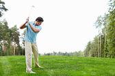гольфист — Стоковое фото