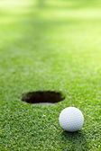 Golfing — Stok fotoğraf