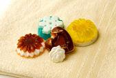 Natural Handmade Soap — Stock Photo
