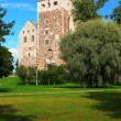 The medieval castle in Turku, Finland — Stock Photo #7311059