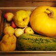 Stock Photo: Still life, vegetables and fruits