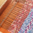 Foto Stock: Part of antique loom