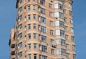 Edge of home building — Stock Photo