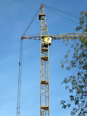 Crane tower — Stock Photo