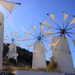 Greek Windmills — Stock Photo #6947059