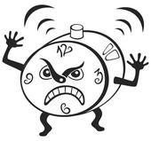 Alarm clock — Stockvector