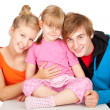 Happy family - Foto de Stock  
