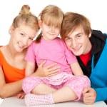 Happy family — Stock Photo #7326247