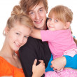 Happy family — Stock Photo #7326564