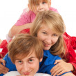 Happy family — Stock Photo #7326578