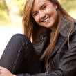 Beautiful young woman - Stockfoto