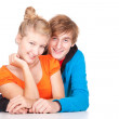 Young loving couple — Stock Photo #7361731