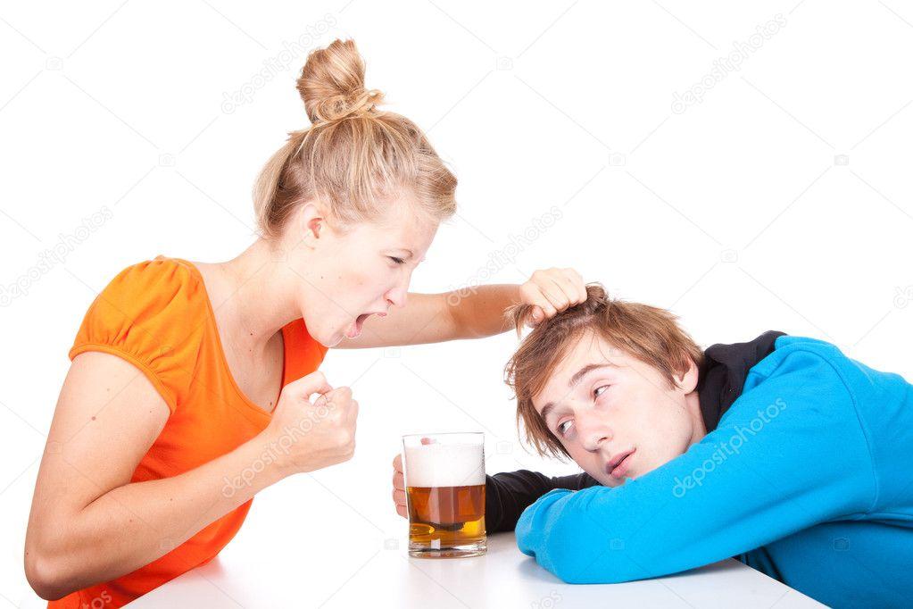 Как влияет на женщин пивной алкоголизм