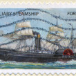 Stock Photo: Ancient Steamship
