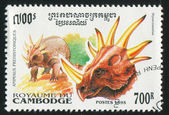 Styracosaurus — Stock Photo