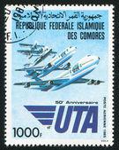 Samolot — Zdjęcie stockowe