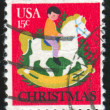 Stock Photo: Stamp printed by United States of America
