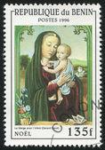 Panna a dítě — Stock fotografie