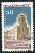 Ouidah Pro Cathedral — Stock Photo