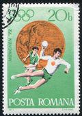 Handball — Stockfoto