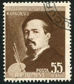 Nicolae grigorescu — Foto de Stock