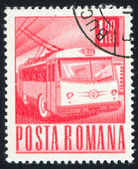 Trolley bus — Foto Stock