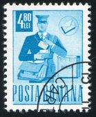 Mailman — Stock Photo