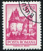 Zamek bran — Zdjęcie stockowe