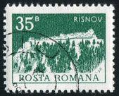 Risnov Citadel — Stock Photo