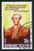 Marquis Lafayette — Stock Photo