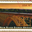 River Gorge Bridge — Stock Photo