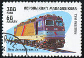 Locomotiva — Foto Stock