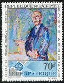 Konrad adenauer — Zdjęcie stockowe