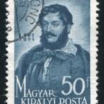 Lajos Kossuth — Stock Photo #7559020