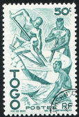Togos kvinnor — Stockfoto