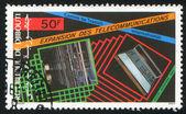International transmission — Stock Photo